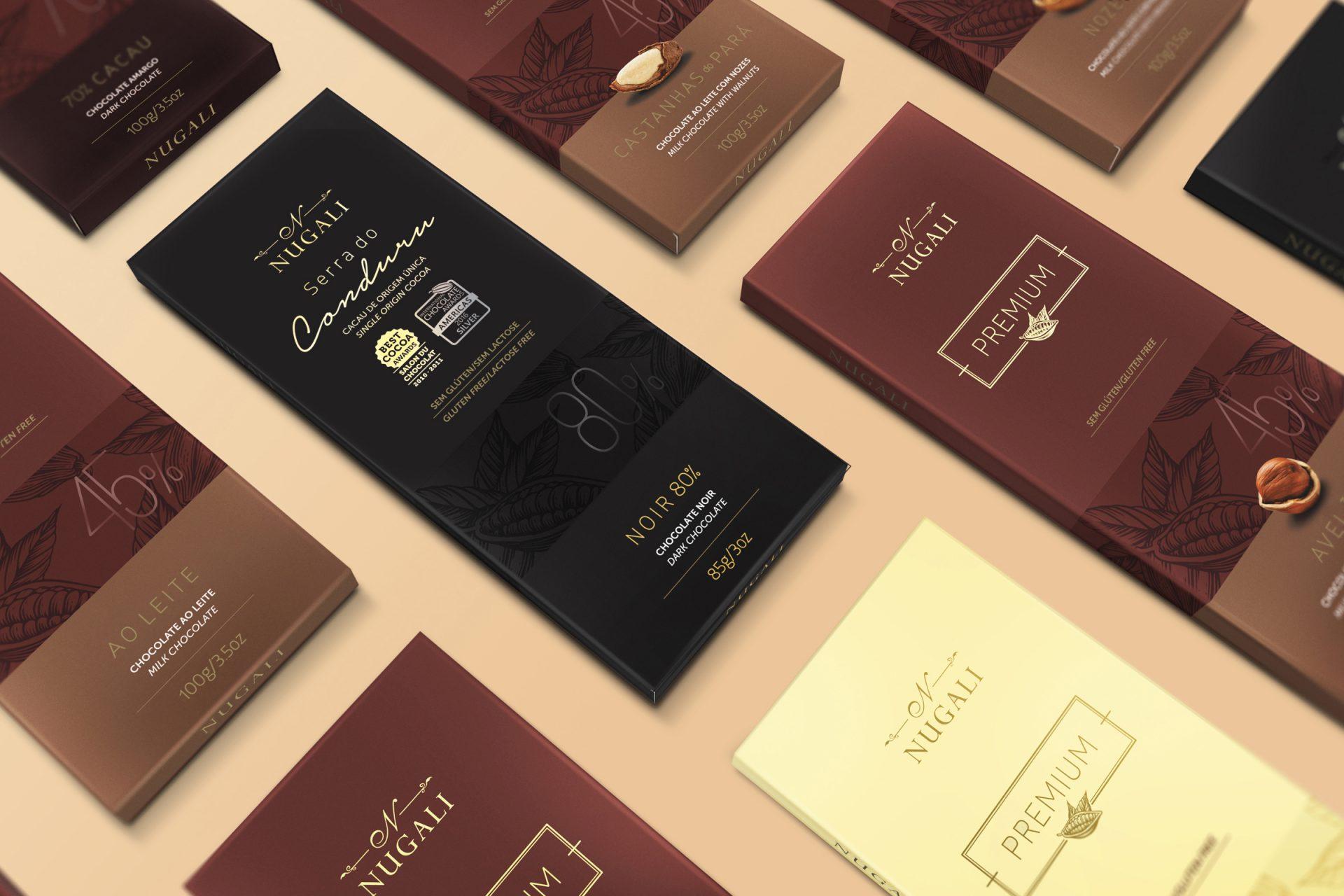 Embalagens Linha Premium – NUGALI
